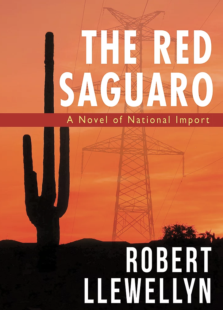 The Red Saguaro Book Cover